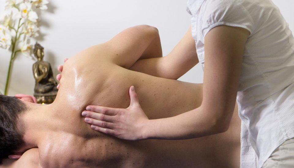 Difference between relaxation, medical and sports massage